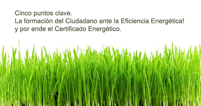 formacion consumidor eficiencia energetica