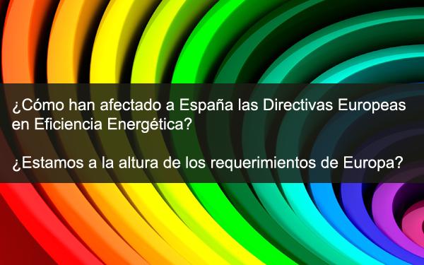 normativas europeas eficiencia energetica